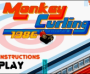 594H496_monkey-curling_monkey-go-happy