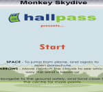 Monkey Skydive