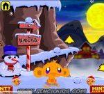 Monkey Go Happy North Pole