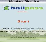 Monkey Skydive