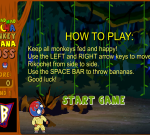 Monkey Banana Toss