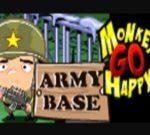 Monkey Go Happy Army Base